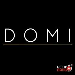 Triko DOMI logo, dámské