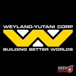 Tričko Weyland-Yutani (Vetřelci), dámské
