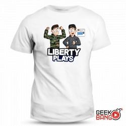Tričko LibertyPlays