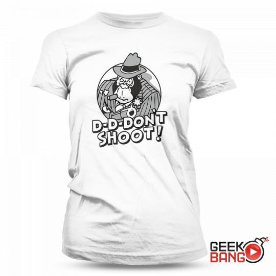Triko Dave Lister - D-D-Don't shoot, dámské