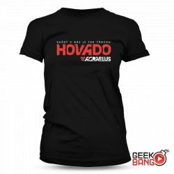 Tričko Agraelus - HOVADO dámské