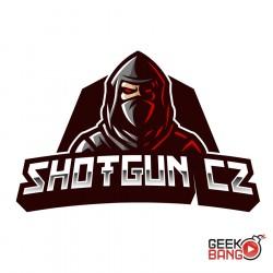 Tričko Shotgun CZ, dámské