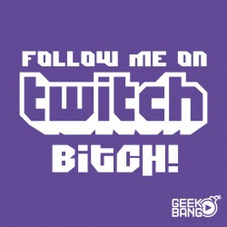 Tričko Follow me