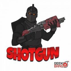 Tričko Shotgun CZ (2), dámské