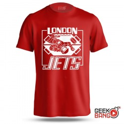 Triko Dave Lister - London Jets