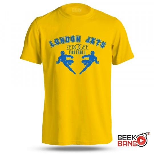 Triko Dave Lister - London Jets (žluté)