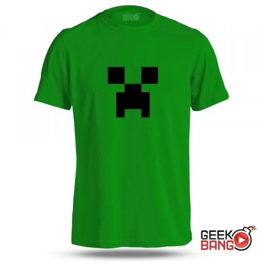 Triko Minecraft - Creeper