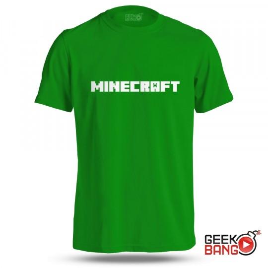 Tričko Minecraft