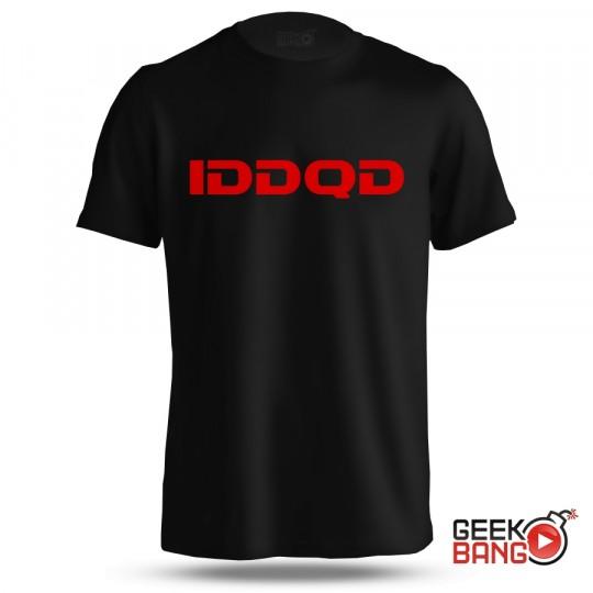 Tričko DooM - IDDQD