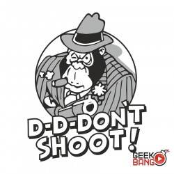 Triko Dave Lister - D-D-Don't shoot