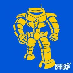 Tričko - Robot