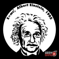 Tričko Einstein