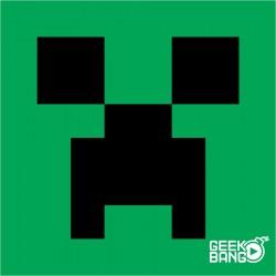 Triko Minecraft - Creeper