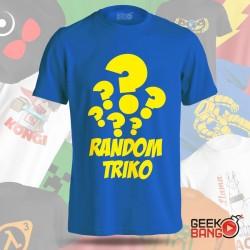 Náhodné tričko z Geek Bang