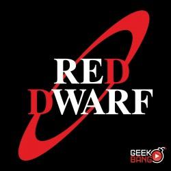 Triko Red Dwarf logo Dámské