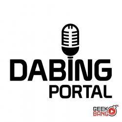 Tričko Dabing Portal - bílé, dámské