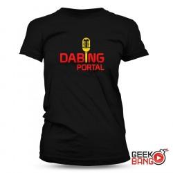 Tričko Dabing Portal, dámské