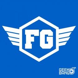 Triko Flygun, modré