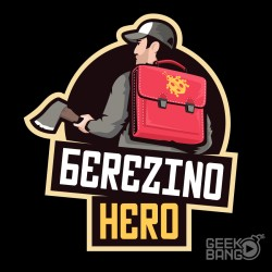 Mikina Berezino Hero, bez kapuce