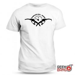 Bílé tričko Haggy limitka