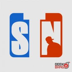 Tričko STN, logo (2) - dámské