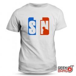 Tričko STN, logo (2)