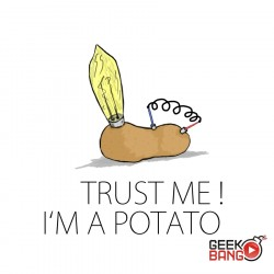 "Triko - Doctor Who ""Potato"""