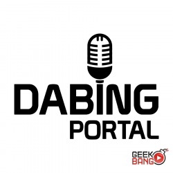 Tričko Dabing Portal - bílé